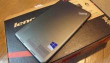 ThinkPad 8 本体