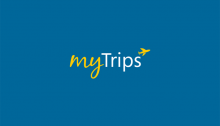 myTrips Opening画面