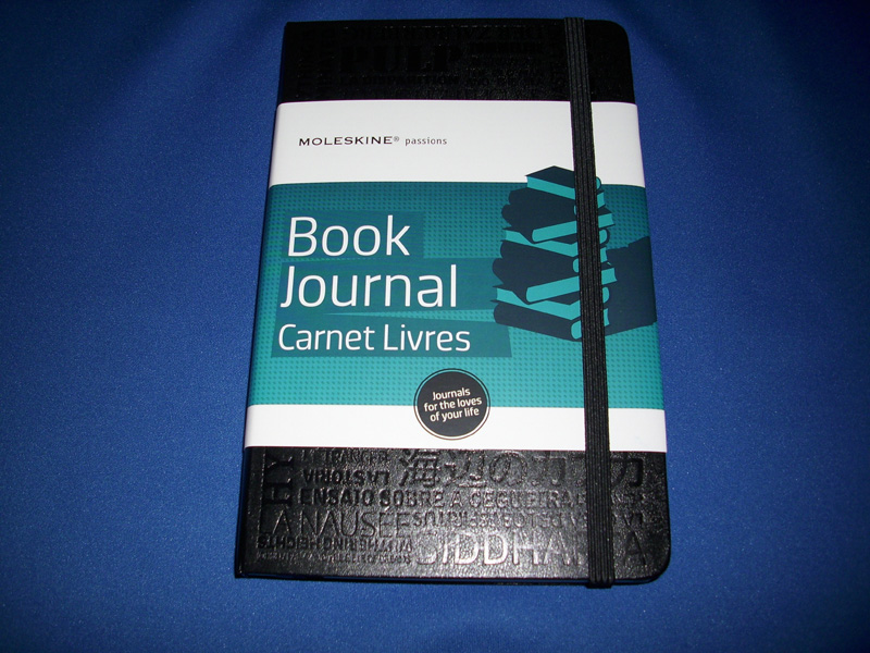 Moleskine Passions : Book Journal